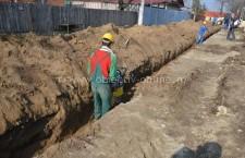 12 puncte de lucru vor fi deschise simultan în municipiul Călăraşi pentru reabilitarea reţelelor de apă şi canalizare