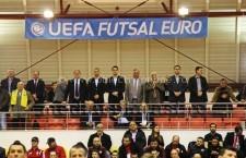 Preşedintele CJ Călăraşi, prezent la meciul României