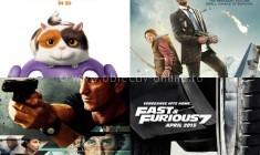 Călăraşi/Ce filme rulează la cinema în perioada 27 martie – 16 aprilie 2015