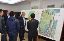 Investitori chinezi, în vizită la Primăria Călărași
