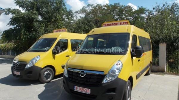 Conducerea ISJ Călăraşi: Microbuzele şcolare ar trebui să aibă doar licenţă de transport local