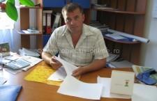"""Marian Iancu: """"Fără bani de la Guvern, sumele colectate din taxe şi impozite au rămas singura sursă de venit a comunei"""""""