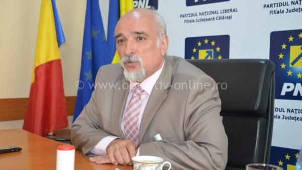 Filipescu a spus ADIO candidaturii la Consiliul Judeţean