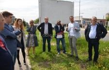 Călărași/Scuarurile de pe București, Belșugului și Nicolae Titulescu vor fi modernizate