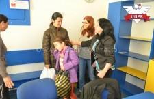 Femeile din Organizația Municipală Călărași a UNPR, în sprijinul unor familii, înainte de Paște