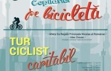 """ASR Principele Nicolae al României – tur ciclist caritabil """"Cărțile copilăriei pe bicicletă"""""""