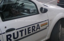 Autobuz cu numere false de înmatriculare, depistat în trafic de poliţişti