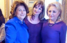 """Roxana Paţurcă: """"Vreau să o felicit pe Viorica Dăncilă pentru desemnarea în funcţia de preşedinte a femeilor social democrate"""""""