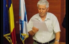 Călărași/Consilierul local Stan Nedelcu a trecut în neființă