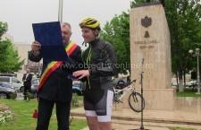 ASR Principele Nicolae al României a primit Cheia orașului Călărași