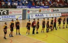 Handbal/Un an de la promovarea în Liga Naţională