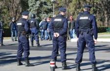 Jandarmeria asigură măsurile de ordine publică în judeţul Călăraşi