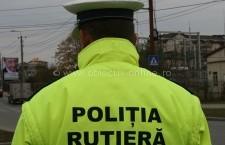 Acţiuni ale poliţiştilor rutieri pentru creşterea siguranţei participanţilor la trafic
