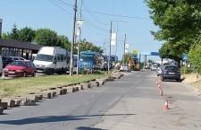Au început lucrările pe strada Belșugului/Ce se va executa