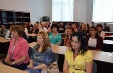 """Călăraşi/ISJ şi SLI şi-au premiat dascălii merituoşi în cadrul evenimentului """"Profesorul Anului"""""""
