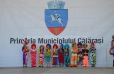 Primăria Călăraşi/Ziua Copilului sărbătorită în Parcul Dumbrava