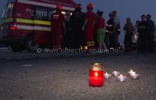 Şoldanu/Accident rutier grav soldat cu decesul unei persoane