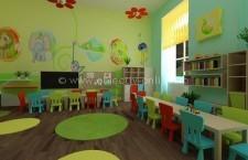 Reîncep lucrările la Grădinița din incinta Școlii Tudor Vladimirescu din Călărași