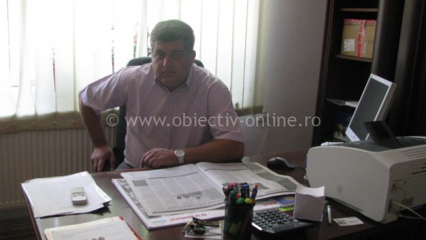 """Ion Radu Aurel: """"În cei 3 ani scurşi din acest mandat, primăria comunei Dragoş Vodă a pregătit şi finalizat în paralel un număr semnificativ de proiecte"""""""