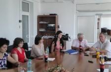 Peste 350 de copii din comuna Ştefan cel Mare vor învăţa într-o şcoală modernizată cu fonduri europene