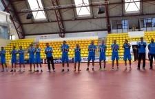 Prezentare de excepţie a echipei de handbal AHC Dunărea Călăraşi/FOTO