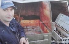 Pompierul Doru Avisalon, înmormântat cu onoruri militare