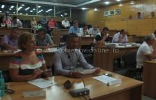 Călărași/Consilierii locali se reunesc joi, 23 iulie, în ședință extraordinară de îndată