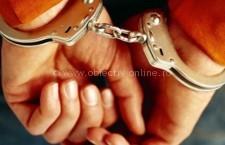 Nana/Ilfovean, reţinut de poliţiştii din Călăraşi pentru tentativă de tâlhărie şi furt calificat