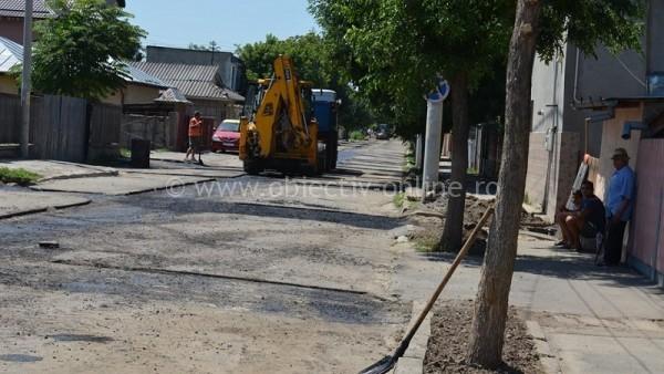 Informare privind lucrările la reţelele de distribuţie a apei şi  la sistemul de canalizare din municipiul Călăraşi