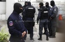 Credite bancare cu acte false/61 de percheziții în Călărași, București și alte cinci județe