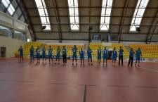 Echipa de handbal pleacă în cantonament