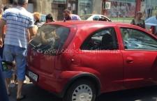 Alina Jipa, implicată într-un accident de circulaţie