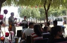 Peste 500 de tineri de etnie romă din mai multe județe au participat la Spanţov la un seminar de integrare