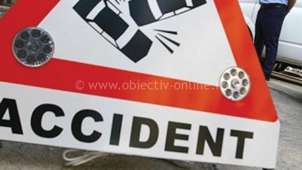 Cionciri în lanț pe A2, la Fundulea, plus încă două accidente rutiere în acest week-end, în județ