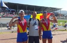 Călărășeanul Alexandru Chioseaua, pe podiumul CM de Canotaj din Brazilia