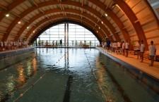 Bazin de înot de la Călărași/Vezi care este stadiul investiției