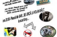 MERITĂ SĂ RIŞTI?! – Campanie de informare, iniţiată de Inspectoratul de Poliţie Judeţean Călăraşi