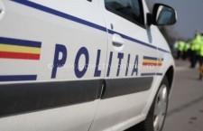 Autoturism cu numere de înmatriculare false, depistat de poliţişti