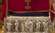 Călărași/Procesiune cu Sfintele Moaște ale celor 33 de Sfinți de la Catedrala Mitropolitană din Iași
