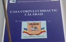Călăraşi/Casa Corpului Didactic se pregăteşte de Ziua Educaţiei