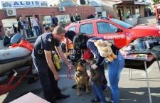 Ziua Pompierilor, sărbătorită și la Călărași