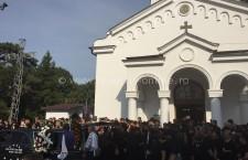 Ultimul drum al Genei Iliescu/Ce mesaj au transmis cei apropiați