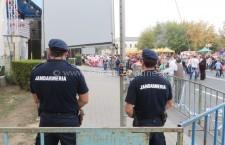 Jandarmii călărășeni asigură ordinea publică la Zilele Municipiului