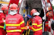 Accident rutier cu trei victime pe DJ 306, pe raza localităţii Floroaica