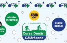 12-13 septembrie 2015/Premii de 4000 de euro la CURSA DUNĂRII CĂLĂRĂŞENE