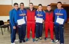 Boxul călărăşean, la înălţime/Trei campioni naţionali la CN de tineret