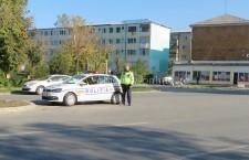Călăraşi/Acţiuni ale poliţiştilor pentru siguranţa rutieră