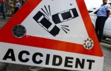 Conducător auto, identificat de poliţişti după ce a părăsit locul accidentului