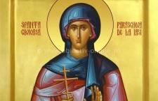 Mare sărbătoare astăzi la creştini! Sfânta Cuvioasa Parascheva este ocrotitoarea românilor