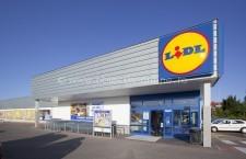 Construcția magazinului LIDL în Călărași, în linie dreaptă